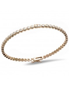 Savoia Bangle - Gold